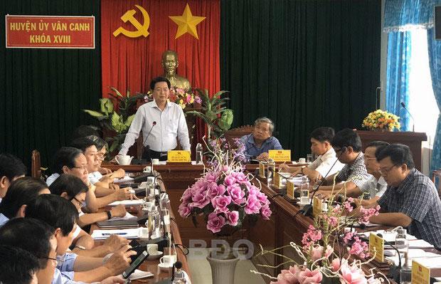 Canh Vinh Van Canh huyen thanh cong nghiep