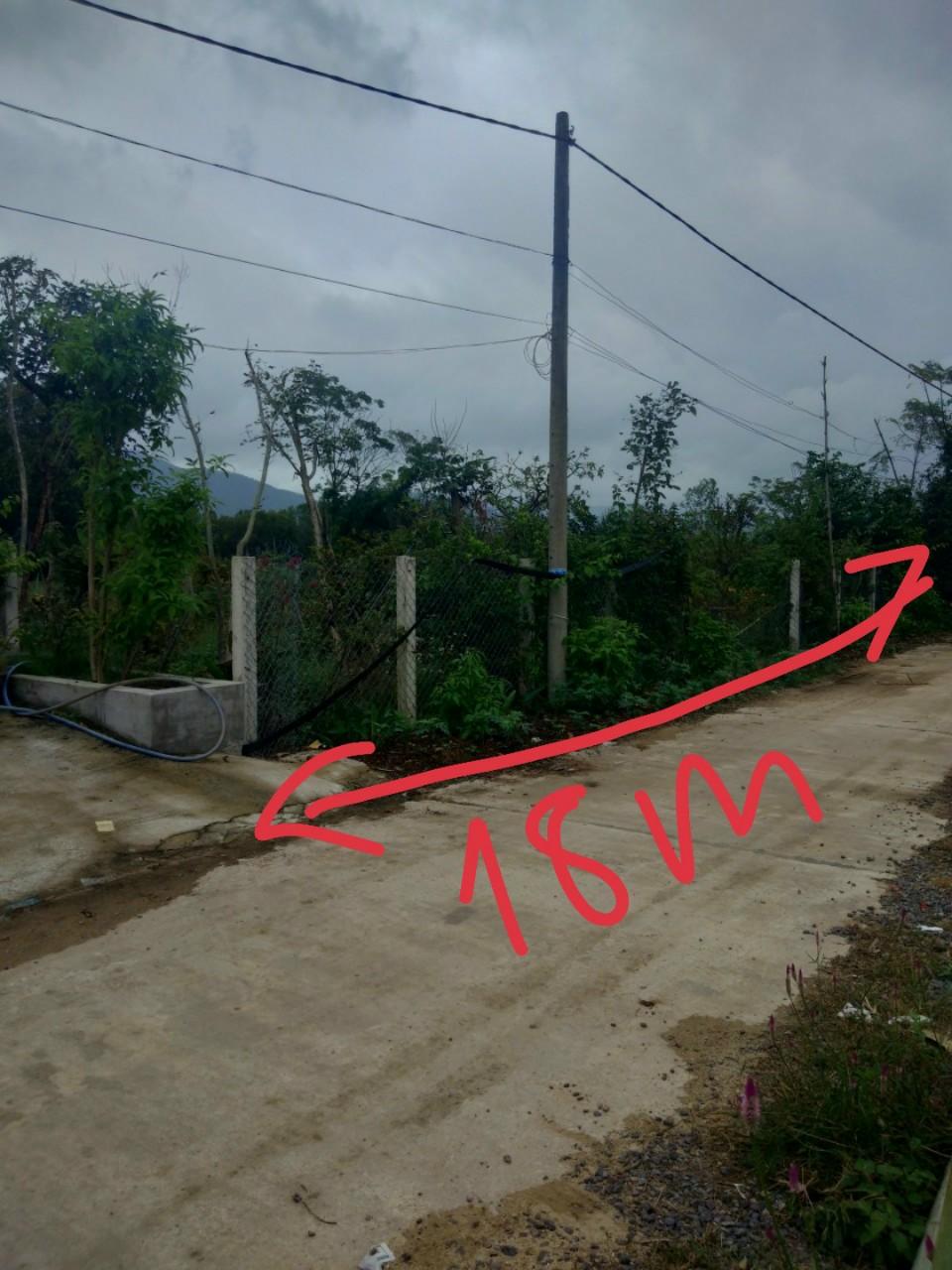 Đất thổ cư  cạnh dự án Becamex Bình Định 1900 M2 Đất